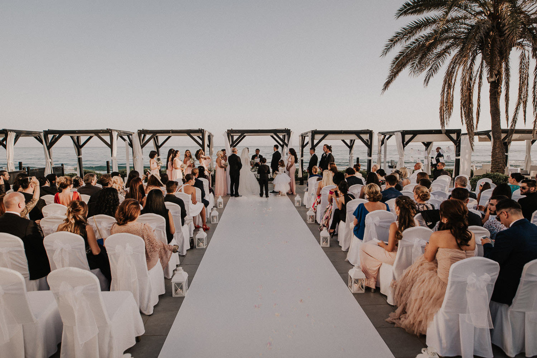La Cabane Marbella Wedding