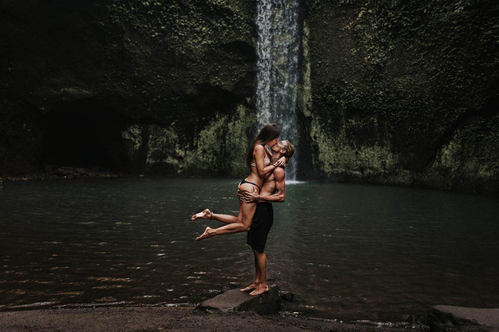 Bali engagement photographer